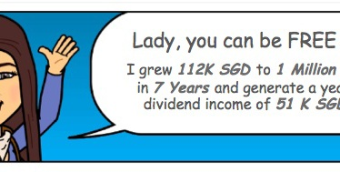 Stock Investment - How a Singaporean Grew $112k to $1mil in 7 Years